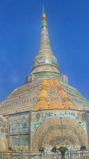 The Great Myanmar Jade Pagoda 😀 First Eyeem Photo