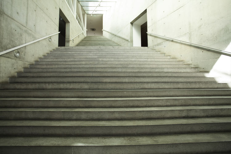 Architecture Doors Perspective Stairs Architecture Architecture Perspective Building Built Structure Diminishing Perspective Empty Indoors  Low Angle View No People Pattern Staircase Steps And Staircases