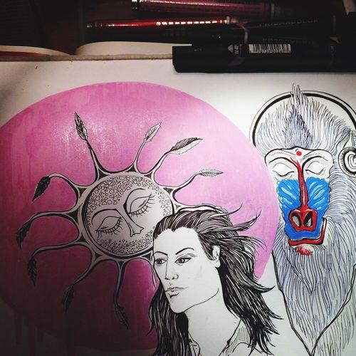 Doodles Sowlo Sadness Anger