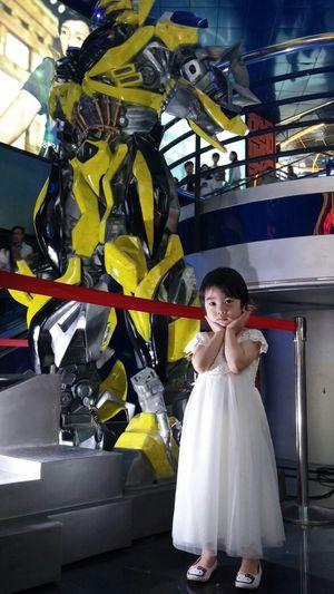 hou Pretty Little Girl Seoul, Korea Hou