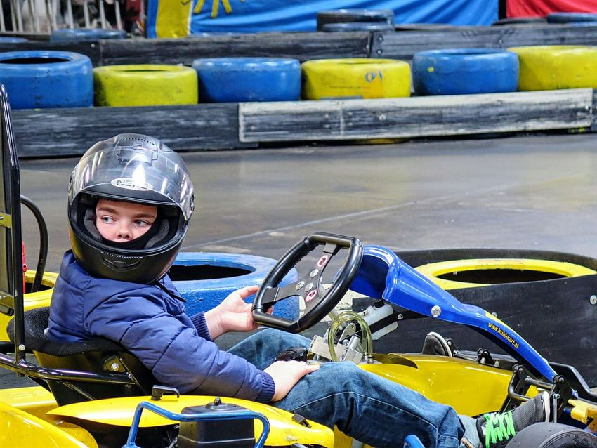 The Portraitist - 2016 EyeEm Awards Portrait Of A Child Teenage Years Teenage Boy Kart Karting Boys Toys Action Sports Racing What I Value Indoor