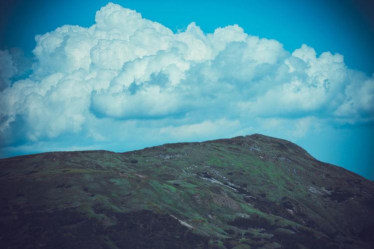 Mountain Blue
