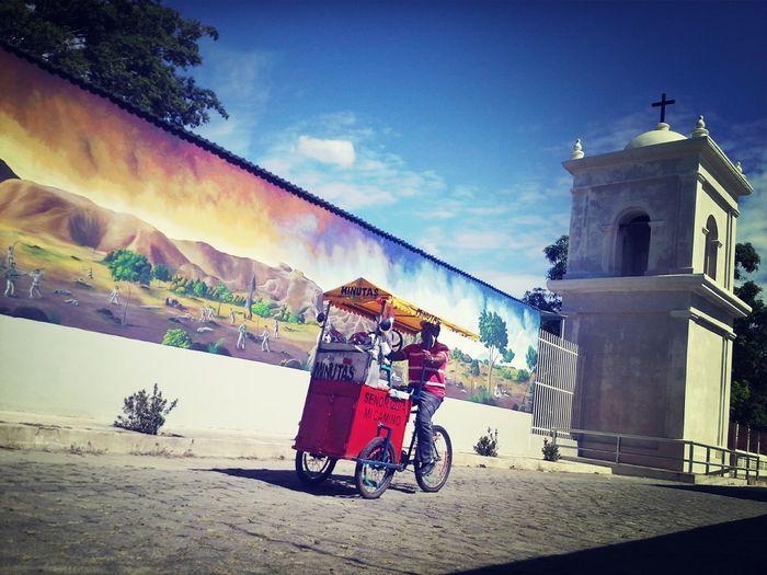 Santiago Nonualco,El Salvador First Eyeem Photo