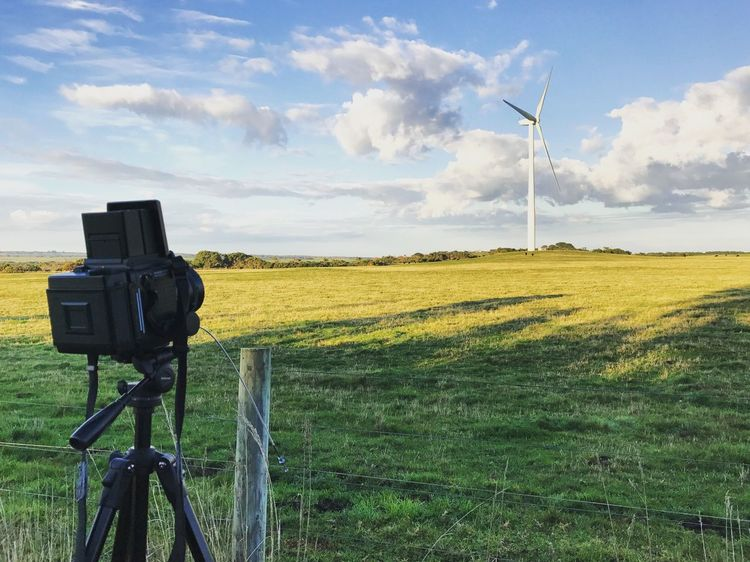 Landscape photography at Bald Hills Windfarm with Mamiya RZ67 Pro ii medium format film. Alternative Energy Wind Power Fuel And Power Generation Wind Turbine Technology Environmental Conservation Renewable Energy Field Windmill Grass Sky Cloud - Sky Landscape Rural Scene No People Day Nature Traditional Windmill Electricity  Photography Themes Medium Format Mamiya Mamiya RZ67 Pro II 120 Film