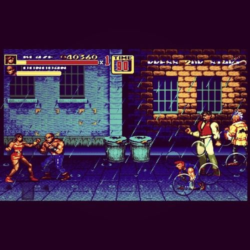 Streets_of_rage ChildhoodGame YetLovely