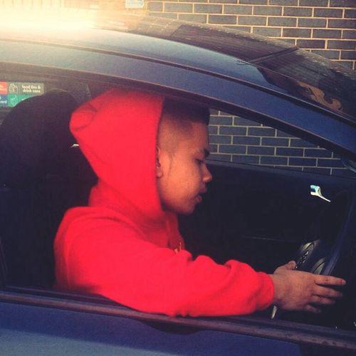 Throwback Car Asian