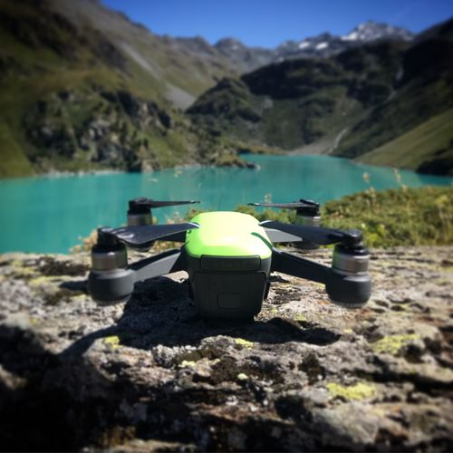 Drone Mountain