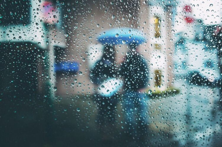 Rainy Days Rain Raindrops