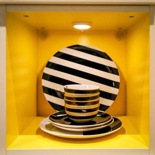 Product Shooting Yellow Striped Indoors  EyeEm EyeEm Gallery Zebra Pattern Frankrchrd Kitchen Kitchen Utensils