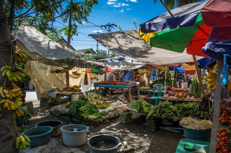 Streetphotography Outdoors Colorful Market Colors Multi Colored Travel TIMORLESTE First Eyeem Photo