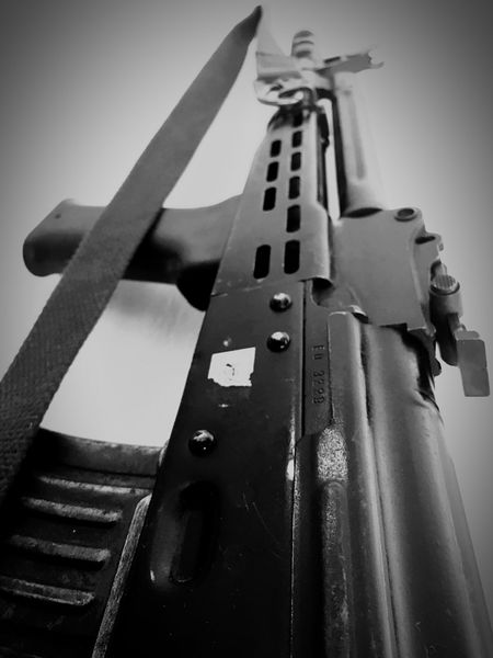 Kalashnikov Silah Tüfek Eye4photography  EyeEm Best Shots Blackandwhite Blackandwhite Photography Black & White