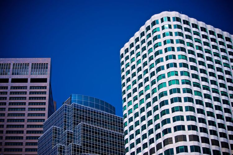 Financial District  Cityscape Travel Destinations City Life Clear Sky Nature Glass - Material Low Angle View Tower Office Tall - High Sky Skyscraper Building Office Building Exterior Modern Window Urban Urban Skyline Streetphotography Reflection No People Outdoors Hello World Hanging Out EyeEm Gallery EyeEm Selects EyeEm Nature Lover EyeEm Best Shots EyeEmNewHere City Blue Building Exterior Built Structure Architecture Tranquil Scene Tranquility Traveling Travel Journey Nikonphotography Nikon Day Financial District  Apartment Capture Tomorrow A New Perspective On Life