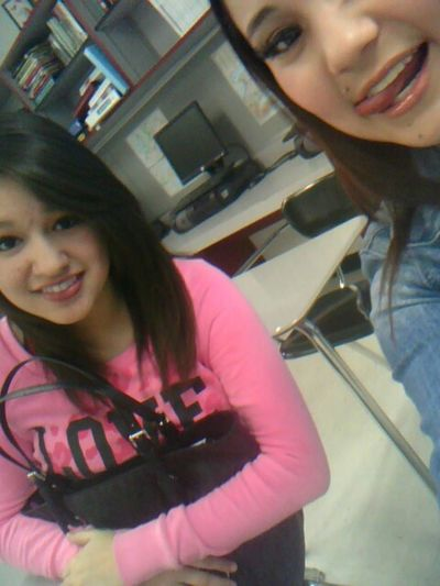Today W/ My Friend Amanda C: