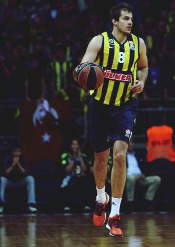 Nemanja Bjelica Basketballplayer Fenerbahçe ülker First Eyeem Photo