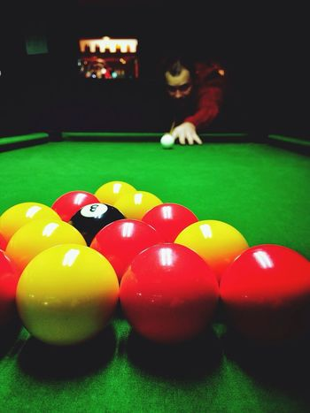 The hustler Playing Pool Getting Competitive Color Portrait Faceless Portrait Enjoying Life The Minimals (less Edit Juxt Photography) Depth Of Field Colors Taking Photos People