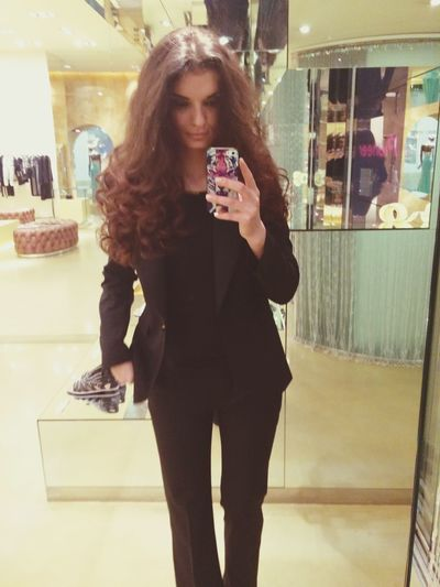 Russian Girl Beauty Girls RobertoCavalli