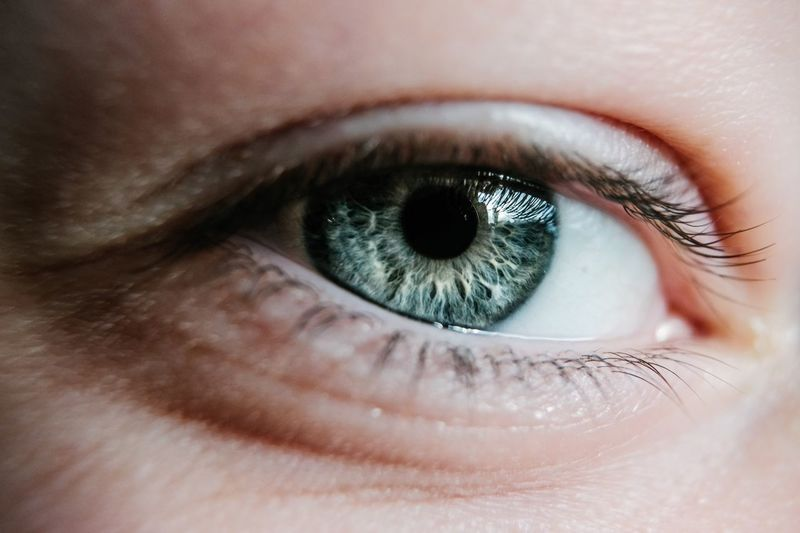 Smiling with the eye Eye Human Eye Human Body Part One Person Eyesight Body Part Eyelash Close-up Looking At Camera Portrait Sensory Perception Eyeball Extreme Close-up Unrecognizable Person Real People Human Skin Iris - Eye Human Face Eyebrow Young Adult