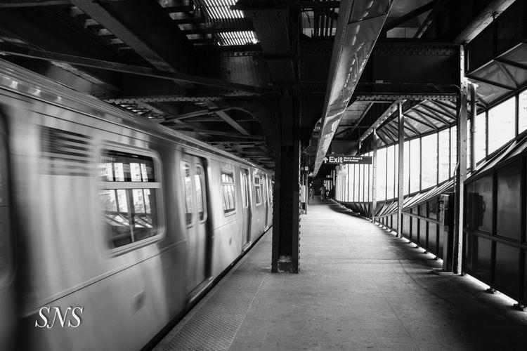 New York Public Transportation Transportation Rail Transportation Train Train - Vehicle Mode Of Transportation Architecture