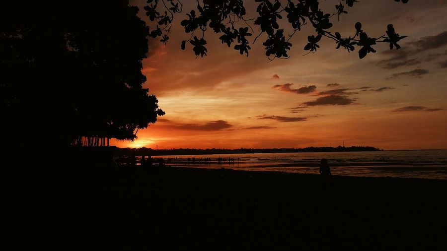 Beach Sunset_collection Eyeem Philippines Relaxing