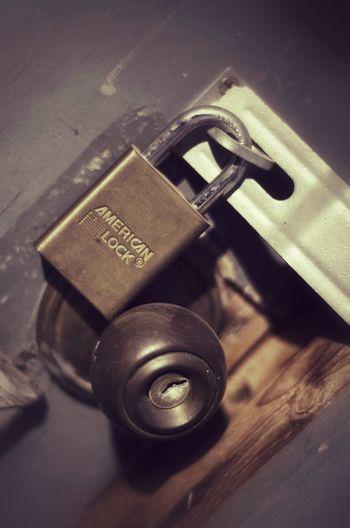 Locked Up Lock American Lock Door Knob Key Hole Locked Up Old Locks