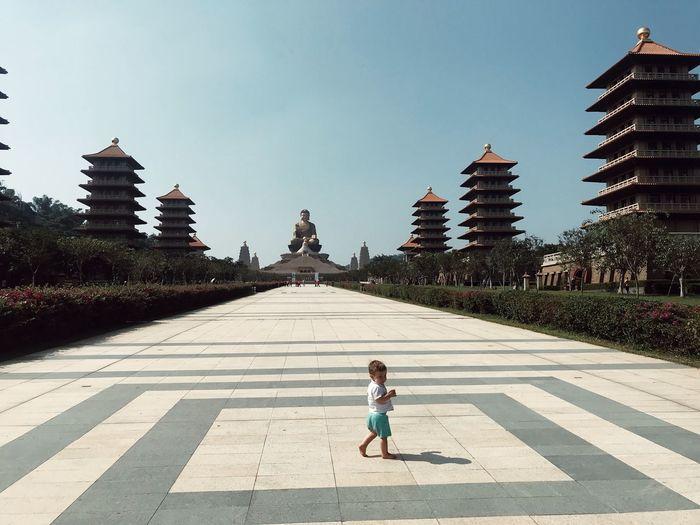 Foguangshan Buddha Memorial Center Kaohsiung