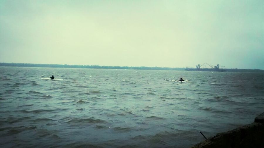 Kayak Extemo Sudestada
