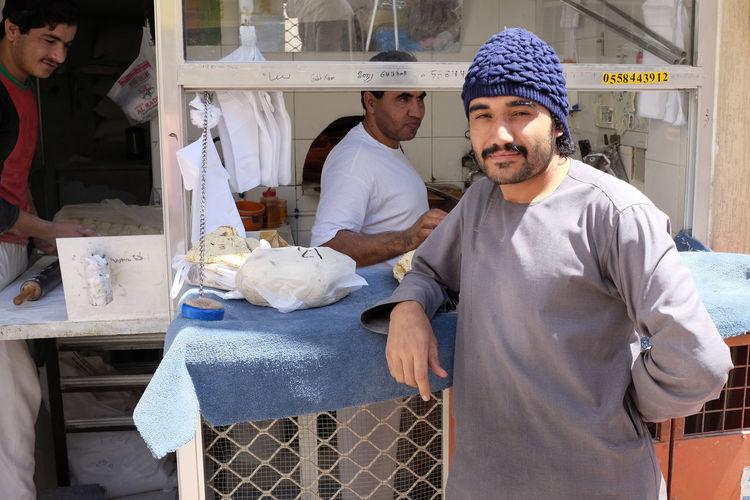 Three Afghani