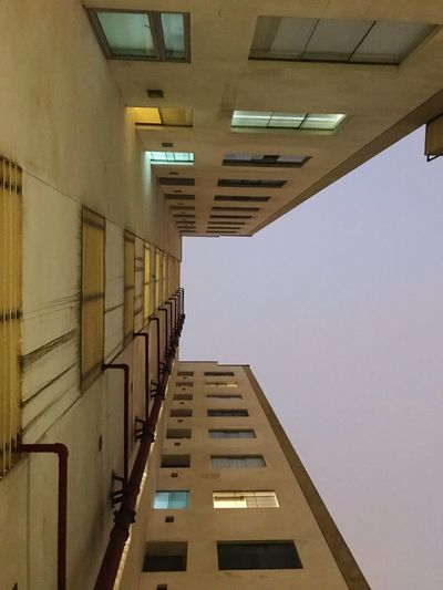 Architecture Built Structure Building Exterior No People Modern City Sky Day EyeEmNewHere