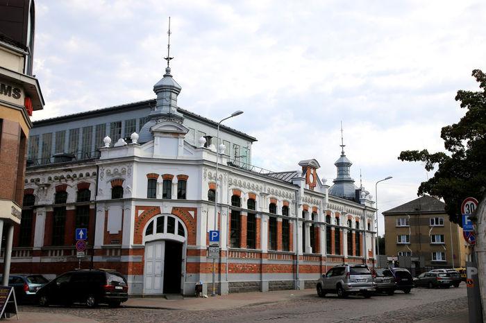 Liepaja Latvia Latvija Market Tirgus Market Hall Covered Market Local Produce Local Food Local Market Local Business Local Culture Jugendstil Art Nouveau