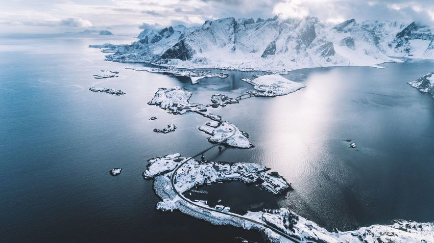 Welcome to the Lofoten islands Lofoten Norway Water Nature Sea Beauty In Nature No People Outdoors Cold Temperature Close-up Day Winter Motion Frozen Bubble Scenics - Nature Blue Ice Travel Transparent UnderSea Purity