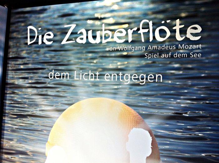 Bregenzer Festspiele - Mozarts Zauberflöte Bregenz Opéra Seebühne Bregenz
