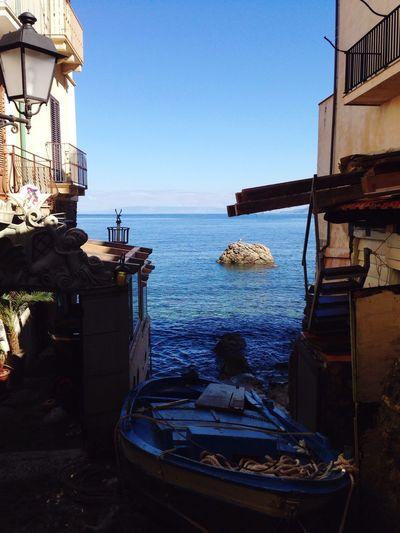 Calabria Sea Sun Italy