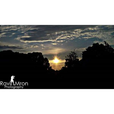 RaviMron_Photography Sunset Phonography  Picsart HDR