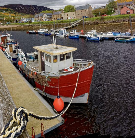 Helmsdale Harbour, Scotland. E.U. Fishing Helmsdale Harbour, Scotland. Scotland Travel Brexit Fishing Industry Helmsdale Highlands Of Scotland Tourism Vivid International