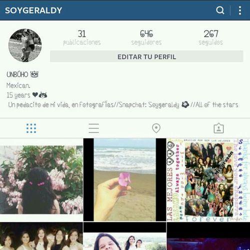 Followme Instagram:soygeraldy Sfs?  Follow Me On Instagram