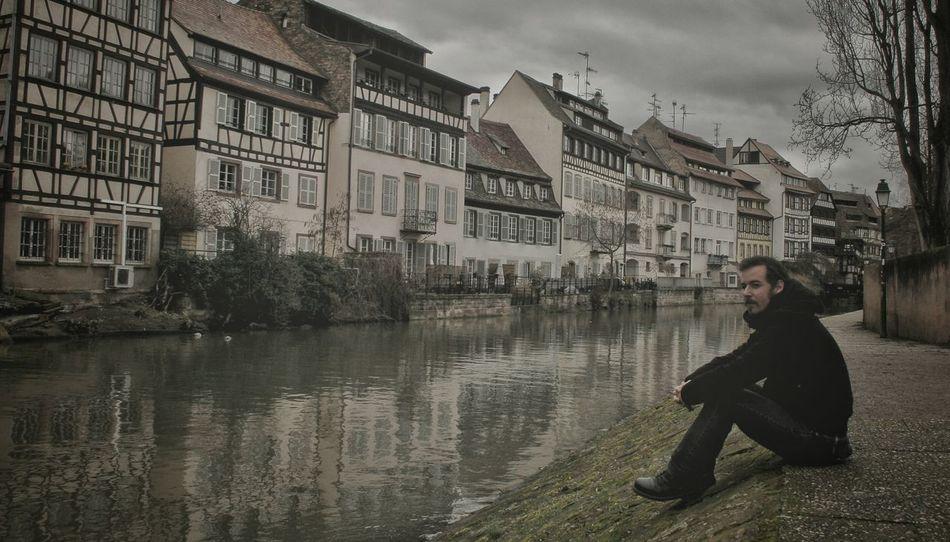 France Estrasburgo Strasbourg Selfie Portrait Selfie ✌ Showcase: June Riverside Architecture_collection Colours