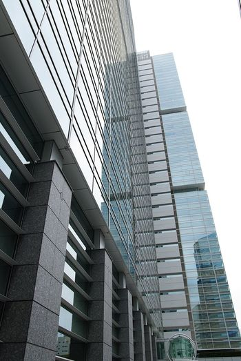Built Structure Architecture Low Angle View Building Exterior Building Office Building Exterior City