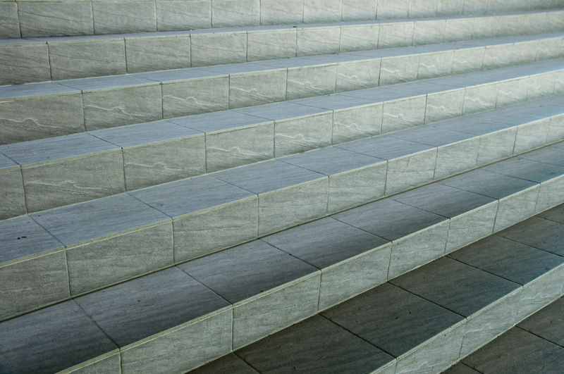 Pattern Full Frame Backgrounds Architecture Built Structure No People Design Indoors  Day Repetition Flooring Wall - Building Feature Tile Staircase Close-up Building Low Angle View Modern Steps And Staircases Tiled Floor
