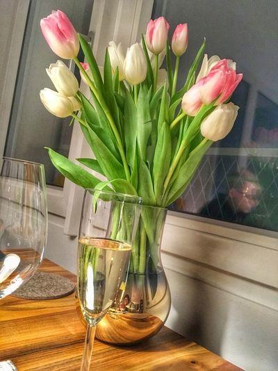 Einhauchvonfrühling Lovefriends Beforedinner Tulips