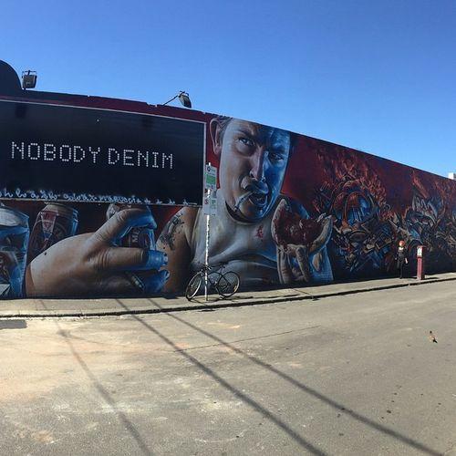 Fitzroy Melbourne Streetart Hipster Culture Summer Graffiti