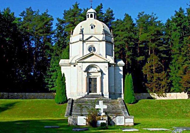 Mausoleum (Neudau Steiermark-Austria)