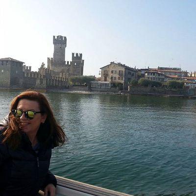 Garda gölü Sirmione Sirmionedelgarda Italy Verona Ig_italia Ig_turkey Ig_verona CarpeDiem  Zturbirharika @zehracnky Nofilter