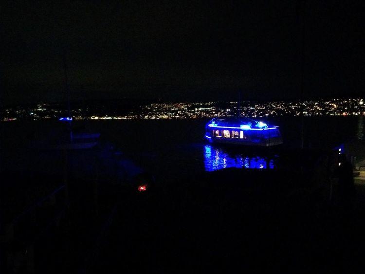 Cities At Night Zurich, Switzerland