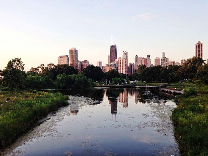 Open Edit Architecture EyeEm Best Shots Chicago Skyline