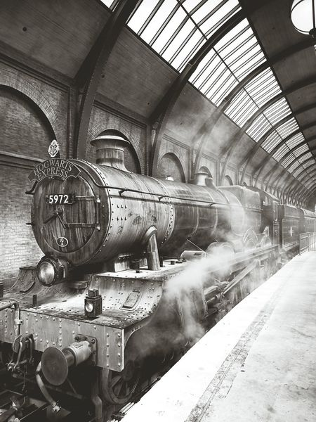 Hogwarts Express, Harry Potter, Train Station, London, Locomotive, Universal Studios Orlando