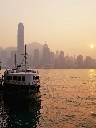 Star Ferry Hong