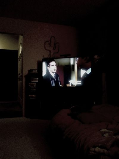 Just watching the office yo :P while doing hw