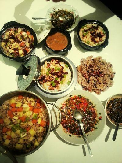 영양밥 Korean Food South Korea Asian Cuisine