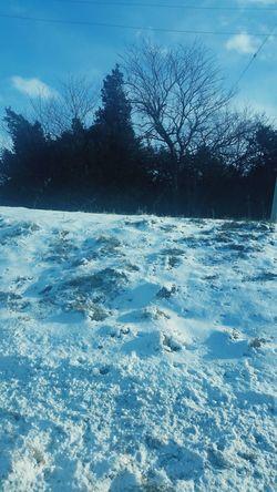 Snow deep freeze love it as long as were inside