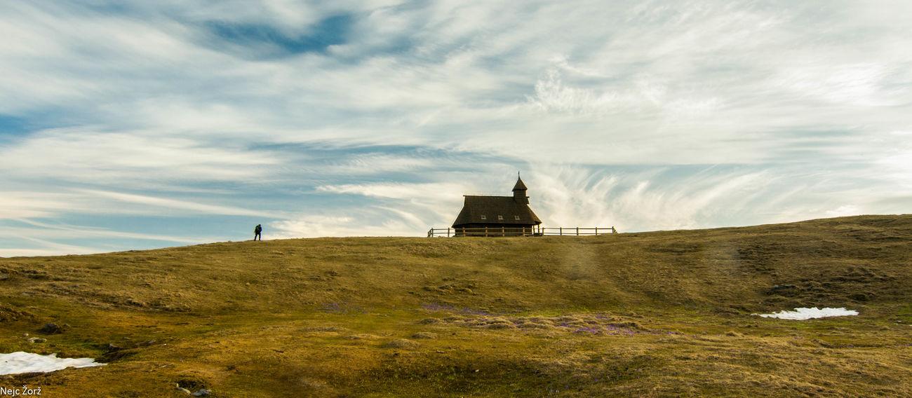 Nature Mountain Woodenchurch Clouds And Sky Nikon Nikon D90 Slovenia